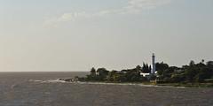 Lighthouse / Faro (2DMax) Tags: old city sunset rock night river uruguay buenosaires nikon rust colonia vacaciones 2012 dahon riodelaplata buquebus rodelaplata d7000