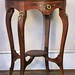 157. Antique Marquetry French Side Table