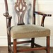 215. Antique Chippendale Arm Chair