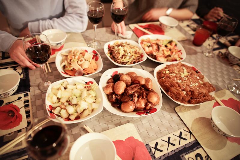 Chen Jie home dinner 020