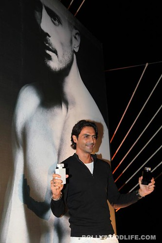 Launch of Arjun Rampal s perfume   Alive