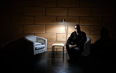 In a certain light (Robby Ryke) Tags: light 2 portrait composite chairs furniture double livingroom inlight