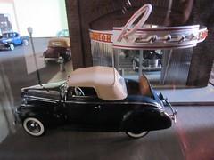 Tiny Car at the Revere (Mod Betty / RetroRoadmap.com) Tags: museum ma classiccar massachusetts brookline vintagecars larzanderson antiqueauto
