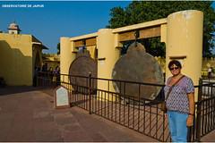 0573 OBSERVATOIRE DE JAIPUR (jean pierre floch) Tags: india temple tajmahal palais pushkar rajasthan forteresse inde mosqué templee