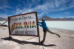 Bienvenidos a Bolivia Photo