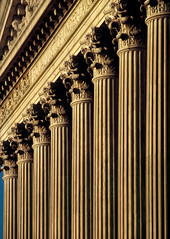 "Supreme Court Building Columns (IronRodArt - Royce Bair (""Star Shooter"")) Tags: building classic architecture facade court golden us justice united under columns bank architectural system capitol judge corinthian strong classical law strength states ornate stable financial banking supreme permanent finance cornice equal judicial stability leeprince iwdc0705"