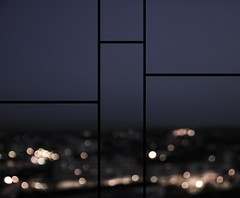 on the rooftops (ga3lle) Tags: roof light blur rooftop photography lights photo top lumiere toit ville flou gaelle lumieres ga3lle taburiaux httpga3lletumblrcom