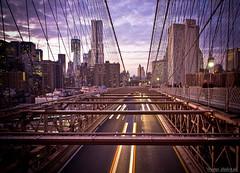 New York City - Manhattan sunrise