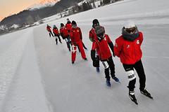 _AGV6824 (Alternatieve Elfstedentocht Weissensee) Tags: oostenrijk marathon 2012 weissensee schaatsen elfstedentocht alternatieve