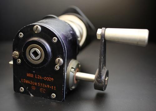 support ground nasa equipment bethpage lm apollo winch lunar module lem gse hoist grumman artromeo