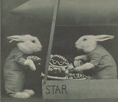 Four Little Bunnies 27 (ja450n) Tags: bunnies easter harry rabbits whittier 1935 frees harrywhittierfrees