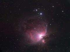 Messier 42 - The Great Orion Nebula (Mickut) Tags: nebula m42 lrgb messier42 Astrometrydotnet:status=solved Astrometrydotnet:version=14400 komakallio sxvrh18 Astrometrydotnet:id=alpha20120196226518