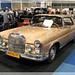1961 - 1971 Mercedes-Benz W 111 Coup