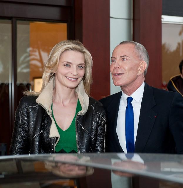 Sarah Marshall & JC Jitrois - Hôtel Martinez, Cannes