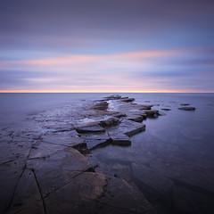 'The Ledges' (Weeman76) Tags: longexposure sea seascape le southcoast kimmeridge ledges theledges sigma1020mmf456exdchsm nd110 paulwheeler niksoft viveza2 paulsimonwheeler