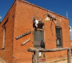 No Scum Allowed Saloon (ncamill) Tags: newmexico ghosttowns saloons