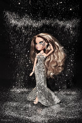 BNTM - Sparkly Night - Lacey (Pinky Bratz) Tags: pink black hot fall water beautiful beauty fashion glitter night america silver dark photography photo crazy high model doll pretty shoot dolls shine dress photoshoot modeling top background gorgeous models hard pinky next diamond sparkle blond stunning americas nite brats jewel sparkley bratz dollz extravagant modelz bntm dntm bntsm