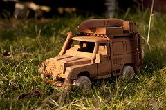 Wooden Safari (Mat Robertshaw) Tags: game car toy wooden jeep malawi humvee landrover humber woodentoy woodencar