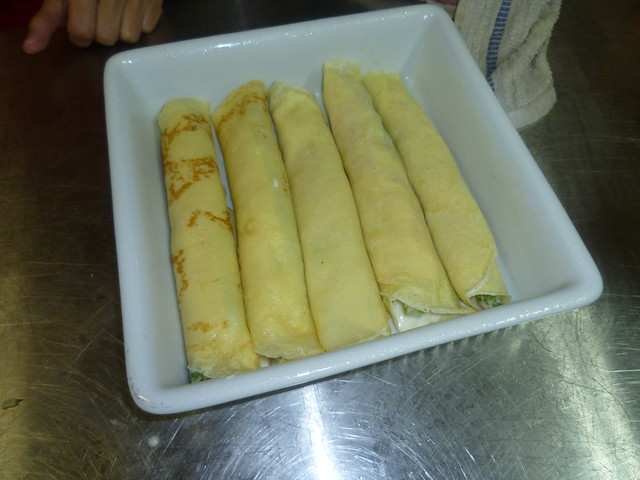 Crepe Cookery Class 010