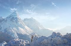 Mountains of Snow (@hipydeus) Tags: alps mountains austria fernpass snow winter layers ✪ landscape nature
