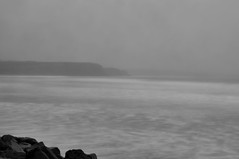 The end of the world (garycollins2) Tags: world ocean ireland sea beach water photography coast photo nikon long clare atlantic photograph shutter end lahinch lehinch garycollins d5000 garycollins2