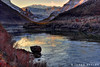 Sunrise along the Colorado (James Neeley) Tags: sunrise landscape utah coloradoriver moab hdr fishertowers 5xp jamesneeley flickr24