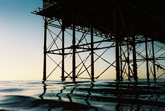 form a summers day (lomokev) Tags: sea summer water pier nikon brighton kodak kodakportra400vc calm portra brightonpier palacepier nikonos kodakportra400 kodakportra deletetag nikonosv nikonos5 nikonosfive roll:name=101005nikonosvvc posted:to=tumblr file:name=101005nikonosvvc41