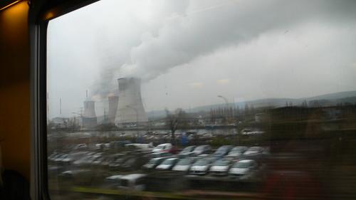 ユイの原子力発電所