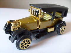 HIGH SPEED 1914 VAUXHALL PRINCE HENRY 1/64 (ambassador84 OVER 5 MILLION VIEWS. :-)) Tags: highspeed diecast vauxhallprincehenry