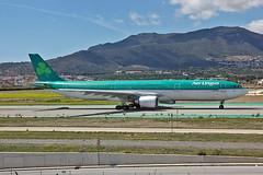 EI-DUZ Airbus A.330-301 Aer Lingus AGP 10-04-16 (PlanecrazyUK) Tags: costadelsol malaga aerlingus agp lemg airbusa330301 100416 eiduz malagacostadelsolairport
