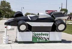 Speedway Trails (will139) Tags: model autoracing indianapolisindiana indy500 indianapolis500 openwheelracing speedwayindiana