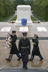 2016-05-13_7332 (rexographer) Tags: arlington unknownsoldier sentinel policeweek theoldguard