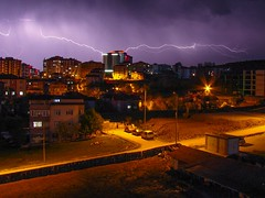 Strong rain is coming (Senol Demir) Tags: ngc whether lightning kastamonu concordians