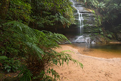 Pool of Siloam- Blue Mountains (benpearse) Tags: blue mist mountains pool landscape photography waterfall photographer ben australia commercial nsw april siloam 2016 pearse