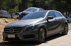 Mercedes Benz A 200 CDi 2015 (RL GNZLZ) Tags: diesel mercedesbenz a200 19 td cdi aclass 2015
