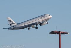 LGAV I 03.02.2016 I Airbus A320-232 I SX-DVH (onemoregeorge.frames) Tags: nikon aegean greece airbus february omg a320 ath 2016 lgav d40x sxdvh onemoregeorge