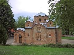 Macedonia-Sveti Pantelejmon Monastry