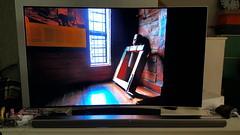 ลองเอา LG OLED TV 55C6T ดูคอนเท้นต์แบบ 4K
