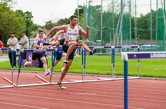 DSC_2023 (Adrian Royle) Tags: people field sport athletics jump jumping nikon track action stadium running run runners athletes sprint throw loughborough throwing loughboroughuniversity loughboroughsport