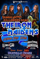 Iron Maidens w/ World Famous Johnsons & Lotus Gait (WorldFamousJohnsons) Tags: music halloween rock metal colorado band girlpower eddie edie ironmaiden halloweenparty wolfpack alicecooper denvercolorado maidens 303 judaspriest worldtour 2016 worldfamous courtneycox 5280 goldencolorado milehighcity auroracolorado buffalorose ironmaidens girlsthatrock coloradobands theironmaidens worldfamousjohnsons best303sounds worldfamousband vampvisuals sonsofpriest lotustgait