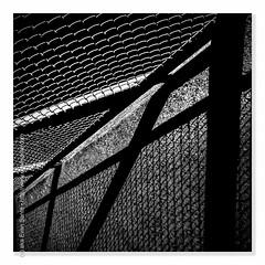 :: Empirical Theory of Perception - #iPhotography (Evan Sant) Tags: city nyc newyorkcity summer blackandwhite bw newyork monochrome lines fence reflections square photo blackwhite gate shadows metro gates contemporaryart contemporary surrealism surreal overpass line queens squareformat lic summertime newyorkstate chainlinkfence conceptual blacknwhite bigapple bnw longislandcity mycity conceptualart photooftheday urbanphotography creativephotography madeinny shadowsandreflections newyorkcityphotography conceptualphoto mycitylife iphoneography evansante iphone4s iphonesia instagramphoto instagramdaily iphoneographyphotocategory newyorkinstagram bnwlife creativefineartphotographyphotocategory iphone4scameraused 2014evansantallrightsreserved