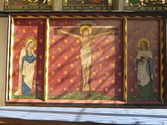 Barnack Cambridgeshire (jmc4 - Church Explorer) Tags: barnack church northamptonshire reredos