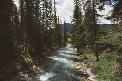 (Njla) Tags: canada nikon outdoor hiking trail banff banffnationalpark 1835 canadianrockies johnstoncanyon d600 rockiesmountains