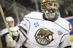 Dan Ellis (hartmantori) Tags: hockey bears den caps hershey ahl defend hersheybears washingtoncapitals hersheybearshockey