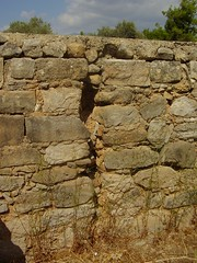 Hagia Triada Recess (kiminoa) Tags: recesses hagiatriada minoanarchitecture minoanarchaeology