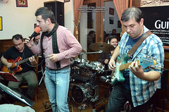 24 Noiembrie 2011 » Muzică live cu T-Jazz