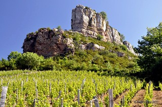The Rock of Solutre