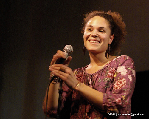 Sarah Osmundsen @ Open Xpressions 9th Nov 2011