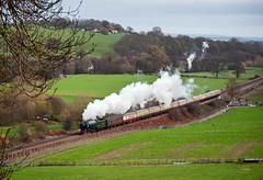 Tornado (geoffspages) Tags: geotagged shropshire railway steam a1 tornado onny stokesay 60163 geo:lat=5241902303022044 geo:lon=28240326267090268