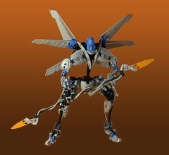 AEOLUS (Gamma-Raay) Tags: robot factory lego hero bionicle